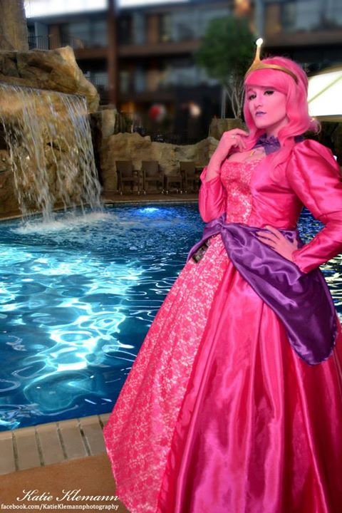 Princess Bubblegum - Bakamono Cosplay Photography - Katie Klemann Photography