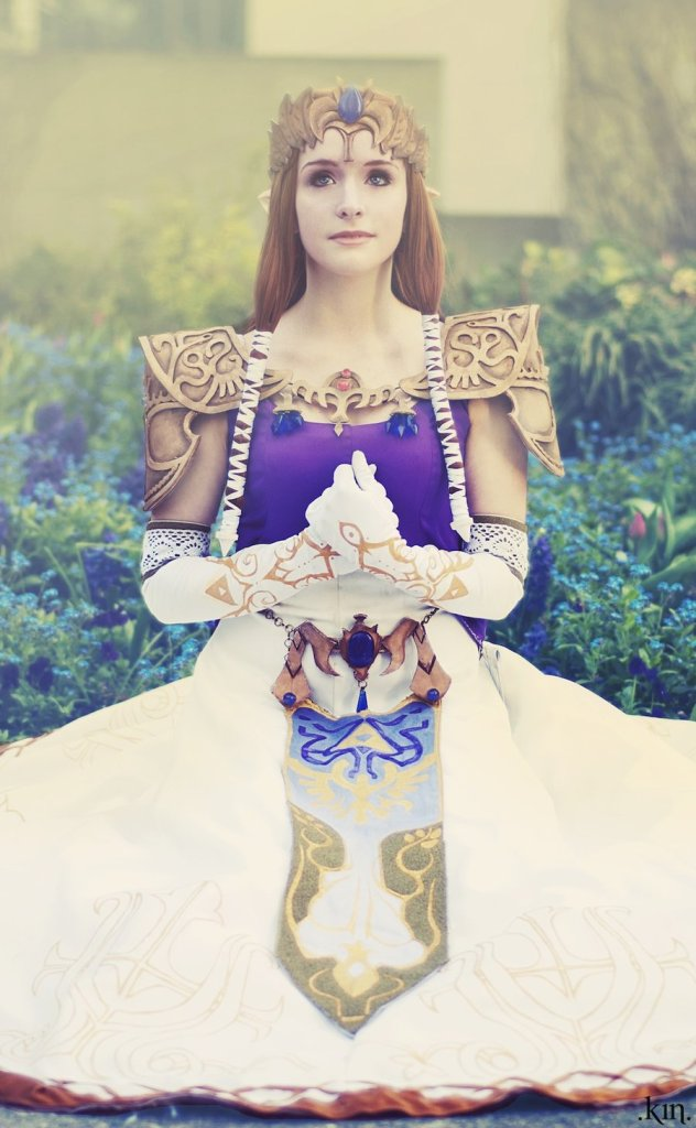 RikkuGrape-PrincessZelda-Cosplay of the Day 5