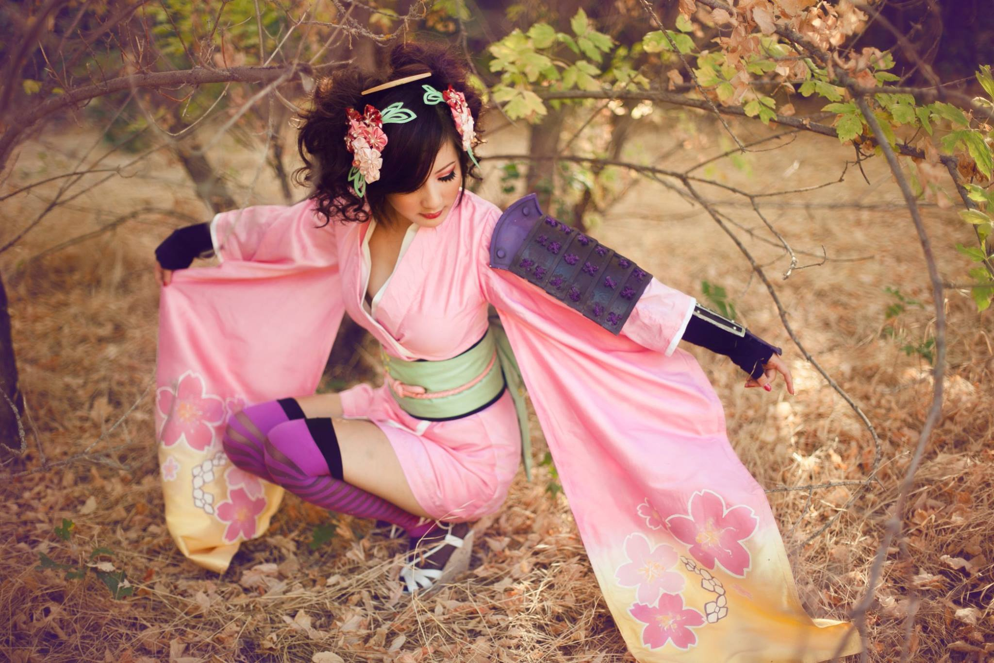Momohime-cosplay-livia-chu-tricia-davidge-photography Day-
