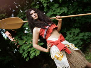 Moana Cosplay with Trigger Warning Photography Twisted Squirrel Cosplay of the Day 19