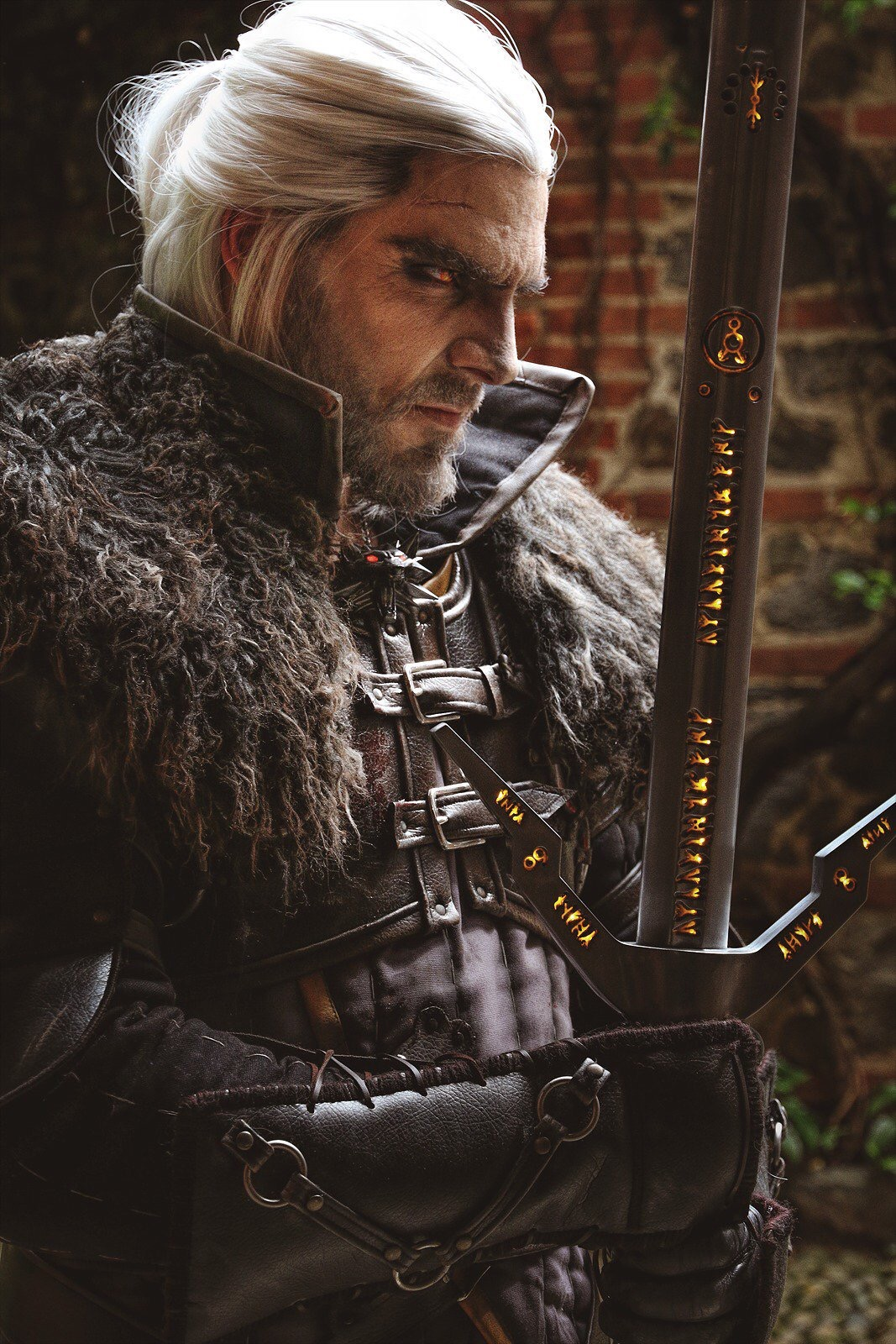 Geralt of Rivia Cosplay by Maul Cosplay and EosAndy Photography